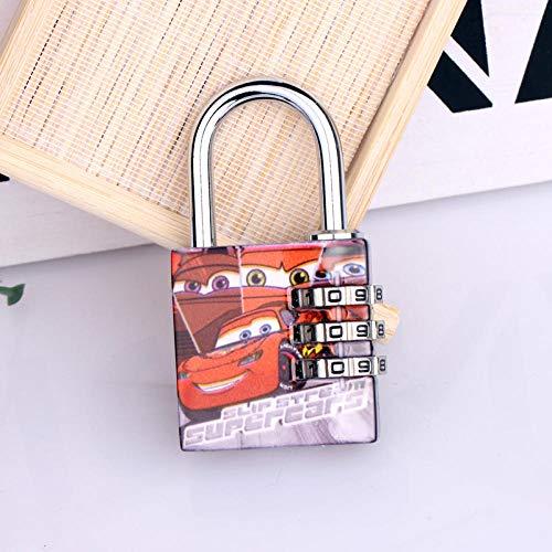 Gangkun S19 Gepersonaliseerd bagageslot, fitnessruimte, sluitvak, gereedschapskist van massief aluminium koper gedrukt wachtwoord hangslot