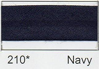 sans Minerva Crafts Craft Guide /par 4/m 13/mm Biais Essential garnitures en polycoton Reliure Ruban Bleu Marine/
