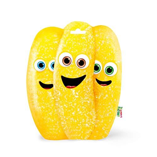 Gommy's Factory Platanitos, Gominolas, Plátano, 90 Gramos