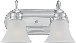 Sea Gull Lighting 44851-05 2 Light Gladstone Bathroom Bar Light