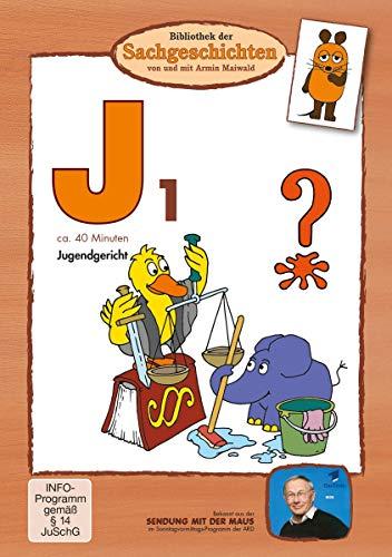 Bibliothek der Sachgeschichten: J1 - Jugendgericht