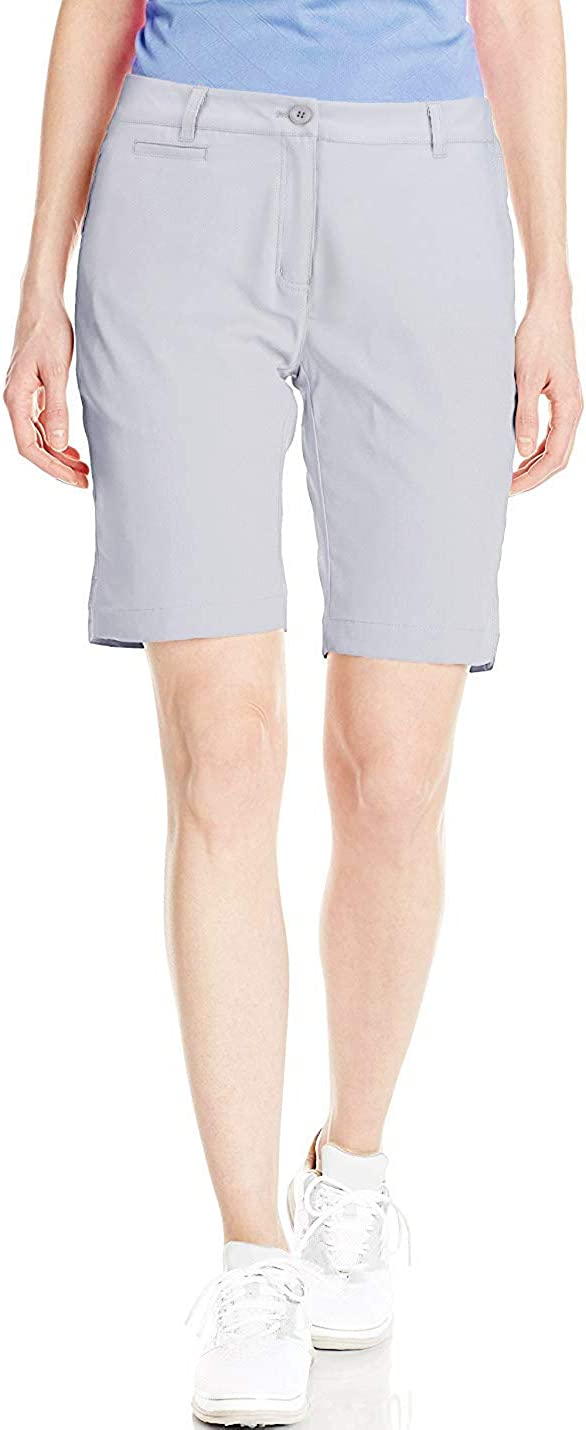 Lesmart Womens Many popular brands Golf Shorts Cheap mail order shopping Lightweight Knee Stretch Fit Relaxed