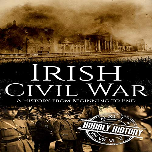 Irish Civil War cover art
