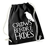 Certified Freak Crows Before Hoes Bolsa De Gym Negro