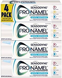Sensodyne Pronamel Gentle Whitening Toothpaste / 6.5oz Large Size For Sensitive Teeth by Sensodyne