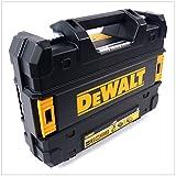 DeWalt cassetta degli attrezzi TStak per DeWalt Trapano avvitatore a batteria 18 V per 3,0/4,0/5,0 AH batterie
