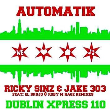 Automatik feat. Jake 303