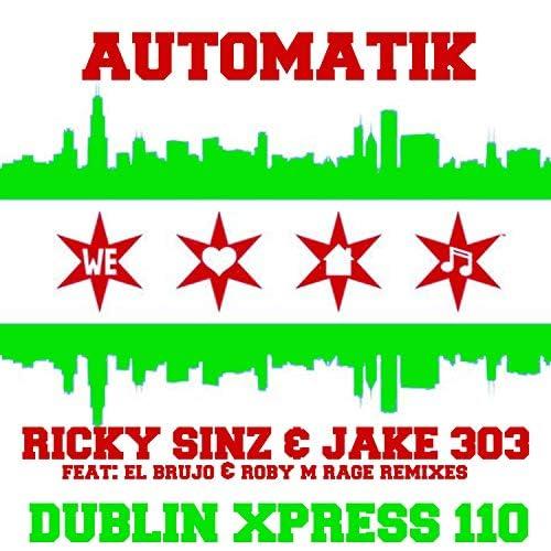 Ricky Sinz feat. Jake 303