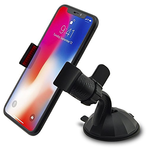 In Car Holder for Iphone 12 and 12 Pro , Xs / Xr / 8 / 7 / 7 Plus / 6s / 6...
