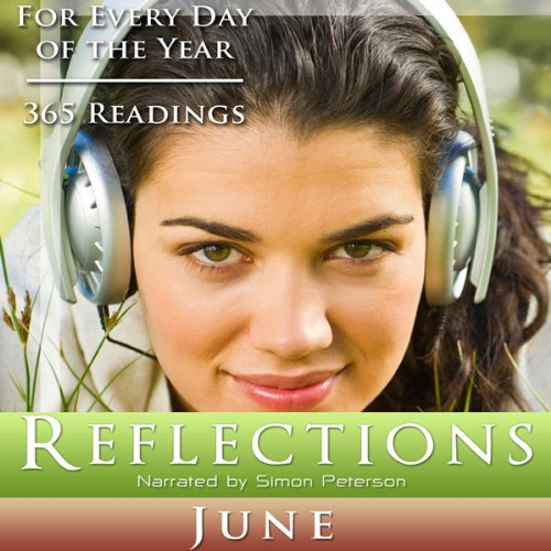 Reflections: June audiobook cover art