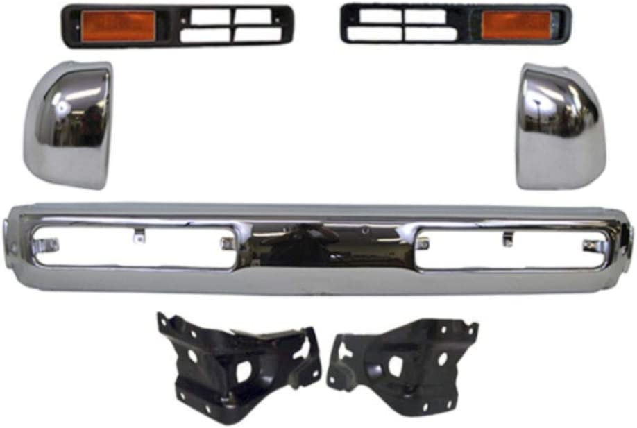 New York Mall Niviora FRONT BUMPER END FINISHER BRACKET Compatible w PARK LAMP Genuine