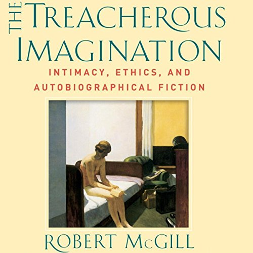 The Treacherous Imagination audiobook cover art
