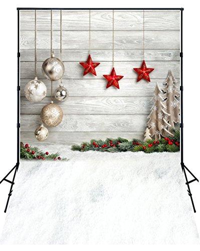 150x220cm TelóN De Fondo De Navidad - Utilizado para La DecoracióN De Navidad Regalos para NiñOs Stand De Foto - NIVIUS Photo Vinyl Background XT-4338