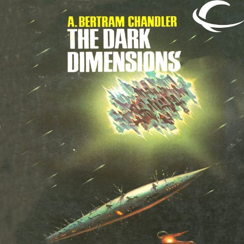 The Dark Dimensions audiobook cover art