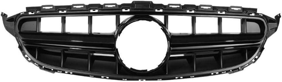 高額売筋 Front Grille Compatible With 2015-2018 Mercedes-Benz C W20 Class 現品