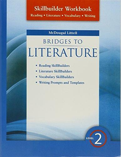 Bridges to Literature: Skillbuilder Workbook Level 2 Level II