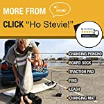 Ho Stevie! Fiberglass Reinforced Polymer Surfboard Fins - Quad (4 Fins) FCS or Futures Sizes, with Fin Bag, Screws, Wax… 9 🏄♂️ QUAD FINS fit any surfboard that uses FCS (original or FCS II) or Futures fins (select which kind) - whether it's a shortboard, funboard, or longboard. 🌊 BALANCED FIN TEMPLATE is suited for all types of waves. Hit the accelerator at your favorite point break, boost some airs, or lay into some wedges at the nearest beachbreak. 🎁 INCLUDES EVERYTHING YOU NEED: 4 surfboard fins, wax comb / fin key / bottle opener, fin screws, and travel case.