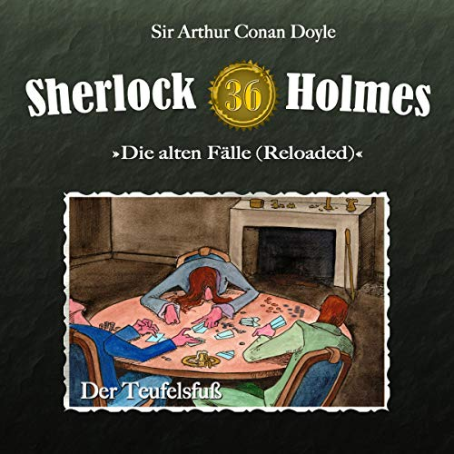 Der Teufelsfuß audiobook cover art
