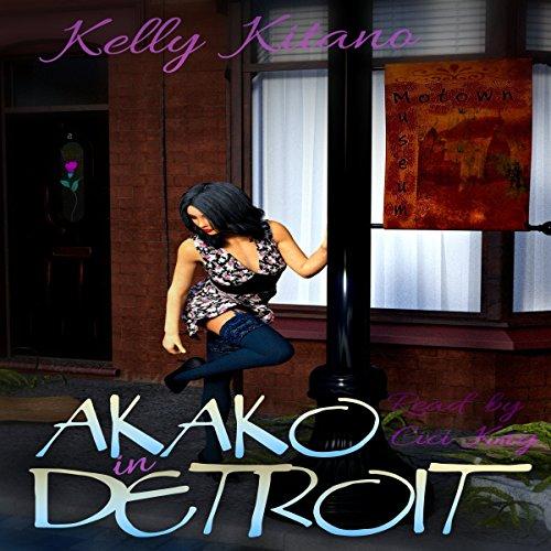 Akako in Detroit cover art