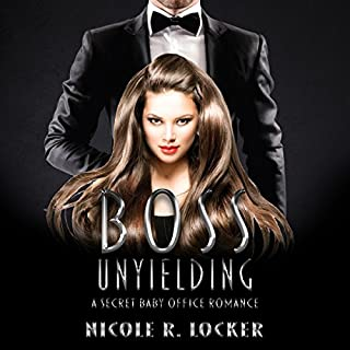 Boss Unyielding audiobook cover art