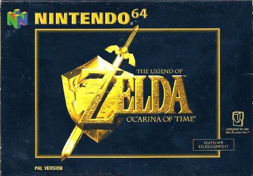The Legend of Zelda: Ocarina of Time Sammleredition