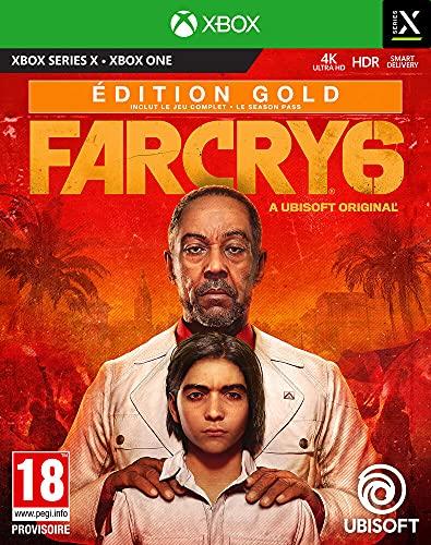 Far Cry 6 Gold Xbox One & Xbox Series X