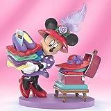 El intercambio de Bradford Disney Minnie Mouse Set Sail para divertido figura decorativa