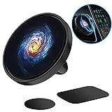 Nebula Magnetic Phone Car Mount Black Universe Air Vent Phone Holder for Cell Phone iPhone X /8/8 Plus/ 7/7 Plus Galaxy S9 /S9 Plus/ S8/ S8 Plus Google Pixel LG GPS Mini Tablets