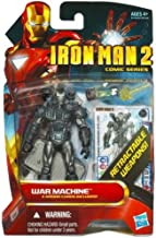 Iron Man 2 Comic Series Action Figure War Machine