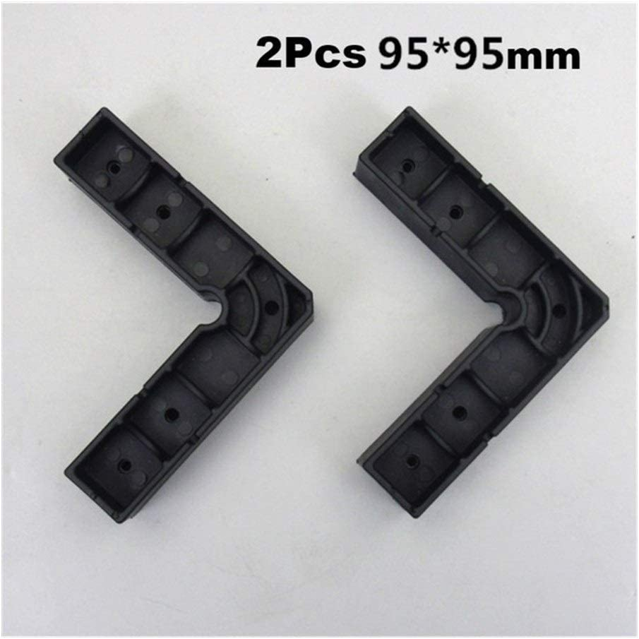 Particular 2Pcs 146mm 90 Degree Shape Corner Clamping Sale special price Max 63% OFF L Plastic