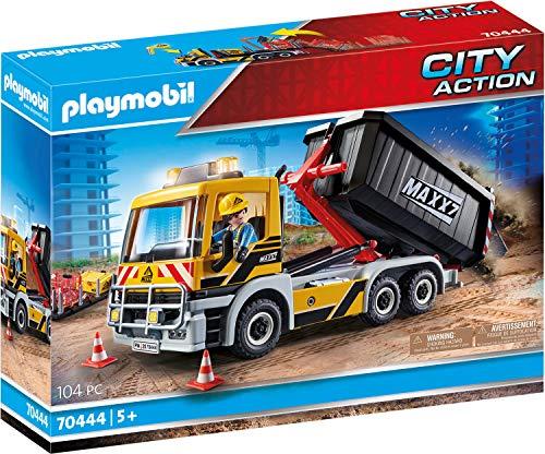 PLAYMOBIL City Action 70444 Camión Construcción