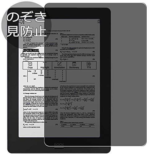VacFun Pellicola Privacy per Onyx Boox Note 9.7' Ebook Reader, Screen Protector Protective Film Senza Bolle e Antispy (Non Vetro Temperato) Filtro Privacy Nuova Versione