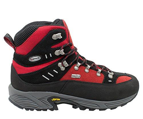Kefas - Progress 3260 - Chaussures de randonee Rouge 42