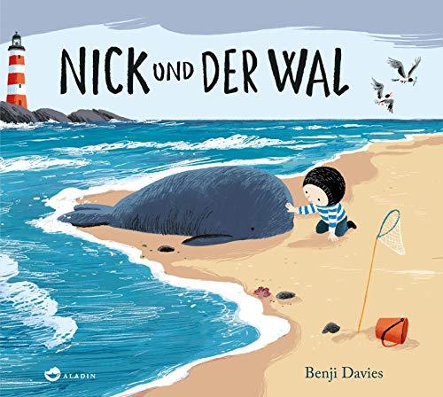 Nick und der Wal (Tapa dura)