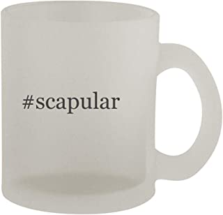 #scapular - 10oz Hashtag Frosted Coffee Mug Cup, Frosted