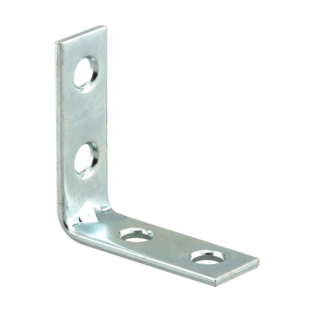 Prime-Line Products U 9114 Angle Corner, 1-1/2-Inch, Iron Zinc,(Pack of 50)