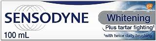 Sensodyne Whitening Plus Tarter Fighting Toothpaste, 100ml