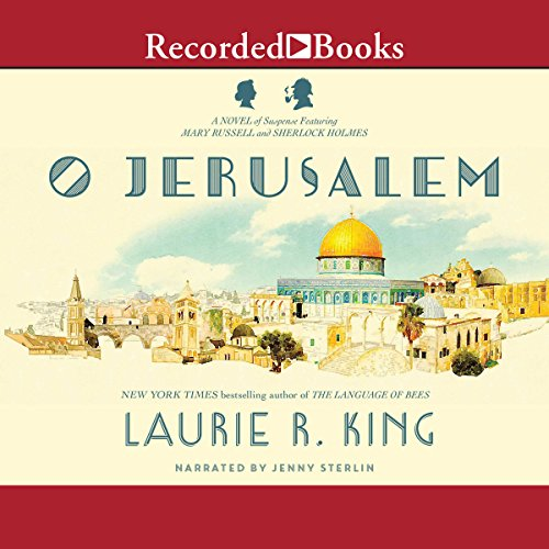 O Jerusalem audiobook cover art