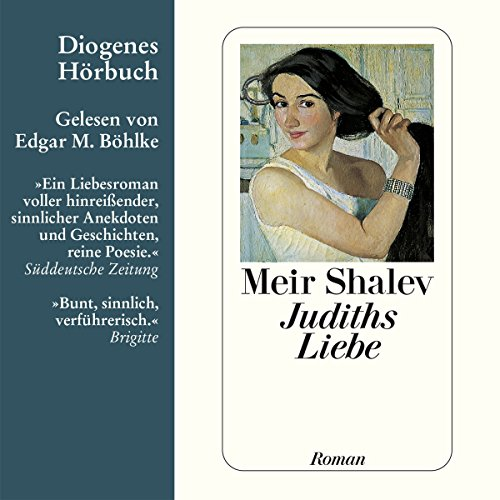 Judiths Liebe audiobook cover art