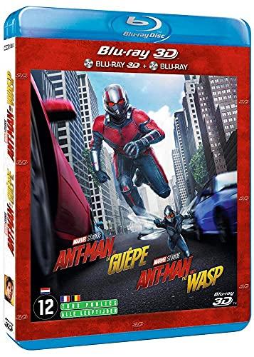 Ant-Man et la Guêpe 3D + Blu-Ray 2D