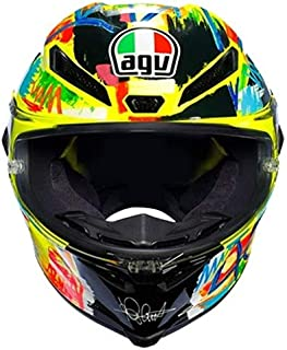 AGV Pista GP R - Winter Test 2019 - Valentino Rossi - Size Small Motorcycle Helmet