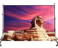 Lyly郡( 10× 7ftポリエステルGreatスフィンクスのピラミッド写真バックドロップエジプトピラミッド写真背景Studio小道具壁107–241