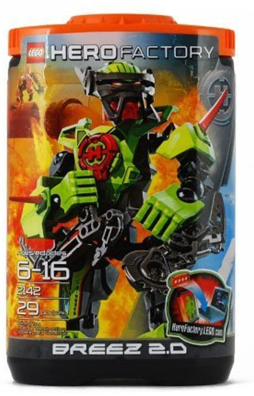 mas barato Lego Hero Factory [2.0] [2.0] [2.0] Breeze 2142 Lego Hero Breez (japan import)  tomamos a los clientes como nuestro dios