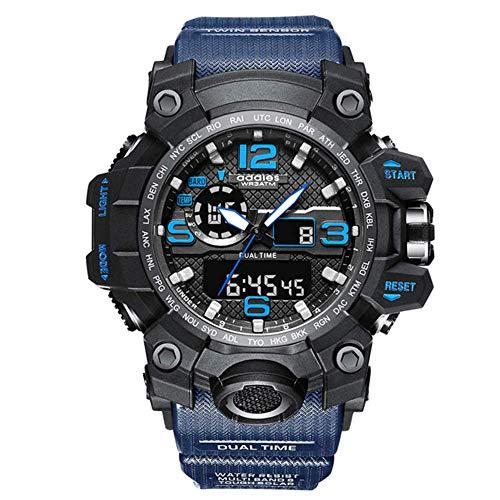 N/P Shock Men Sports Watches G Style Big Dial Digital Military Waterproof Watch Male Clock Men's Watch Relogio Masculino Esportivo|Digital Watches|
