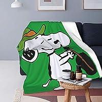魅力的な芸術 ピーナッツ スヌーピー Snoopy 毛布 ブランケット ひざ掛け 洗いok 綿毛布 掛け毛布 通年使用 暖房 軽量 肩掛け 冷房対策 大判 車用 おしゃれ