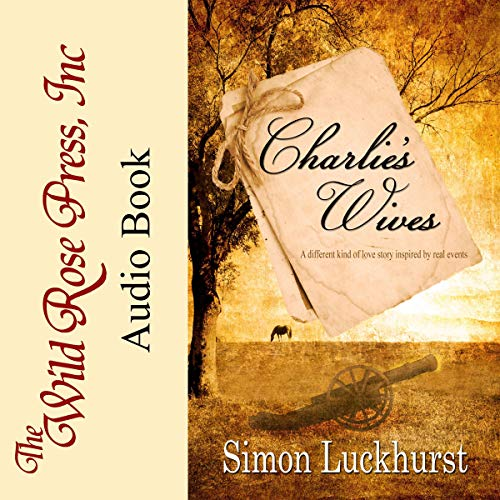 Charlie's Wives audiobook cover art