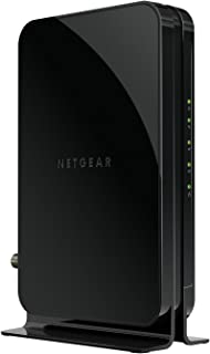 NETGEAR Cable Modem CM500 - Compatible with all Cable Providers including Xfinity by Comcast, Spectrum, Cox | For Cable Plans Up to 300 Mbps | DOCSIS 3.0