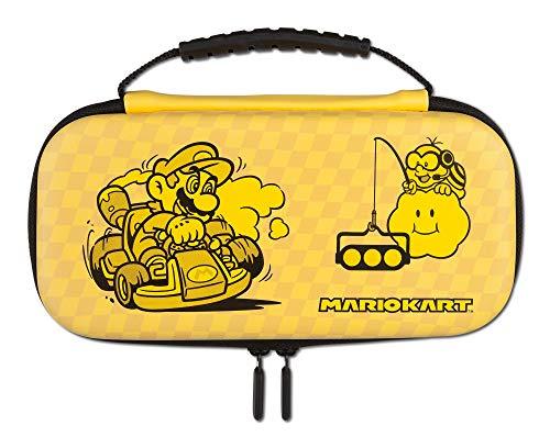 PowerA Protection Kit for Nintendo Switch Lite - Yellow Mario Kart