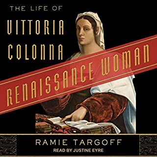 Renaissance Woman audiobook cover art