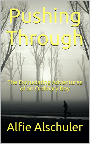 Pushing Through: The Excruciating Adventures of an Ordinary Boy (English Edition)